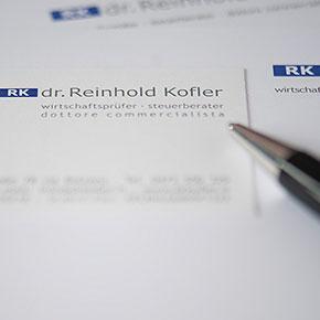 Kanzlei Dr. Reinhold Kofler in Lana