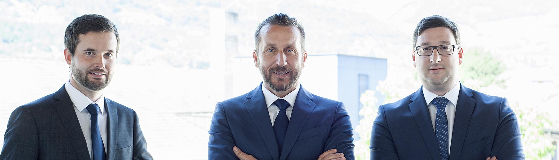Kanzlei Dr. Reinhold Kofler - Unser Team